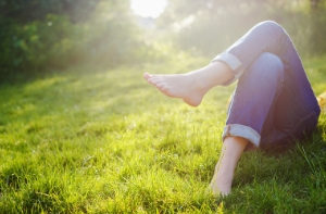 Grounding Meditation, How To Live in the Moment | How To ...