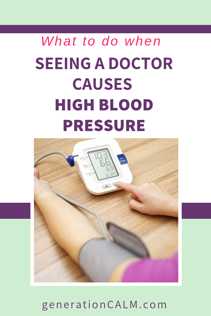 White coat syndrome can affect 25% of the population. Find out what to do when seeing a doctor causes you high blood pressure.