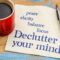How CBT Can Reduce Anxiety By Decluttering Your Mind